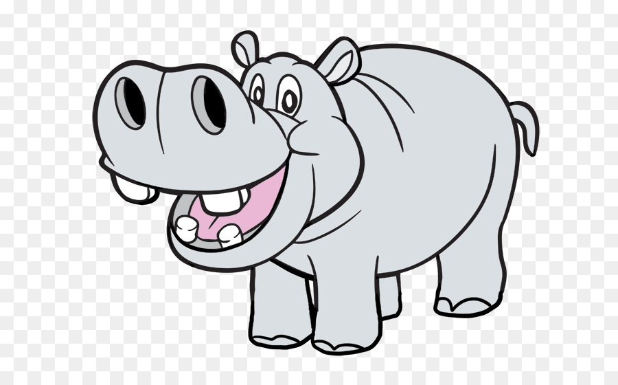 hippopotamus free content download stock xchng clip art cute hippo rh kisspng com Cute Cartoon Hippo Fat Cartoon Hippo