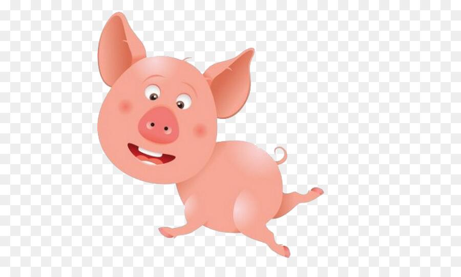 Cartoon pig names