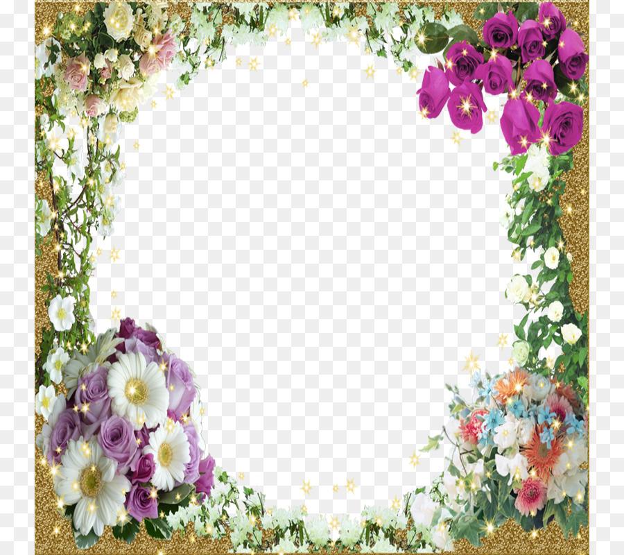 Drxe3o Floral design Flower Poetry Screenshot - Flower frame png ...