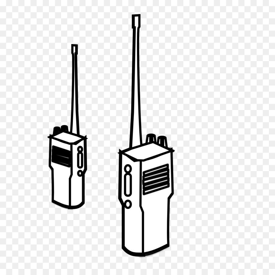 walkie-talkie mobile phone clip art