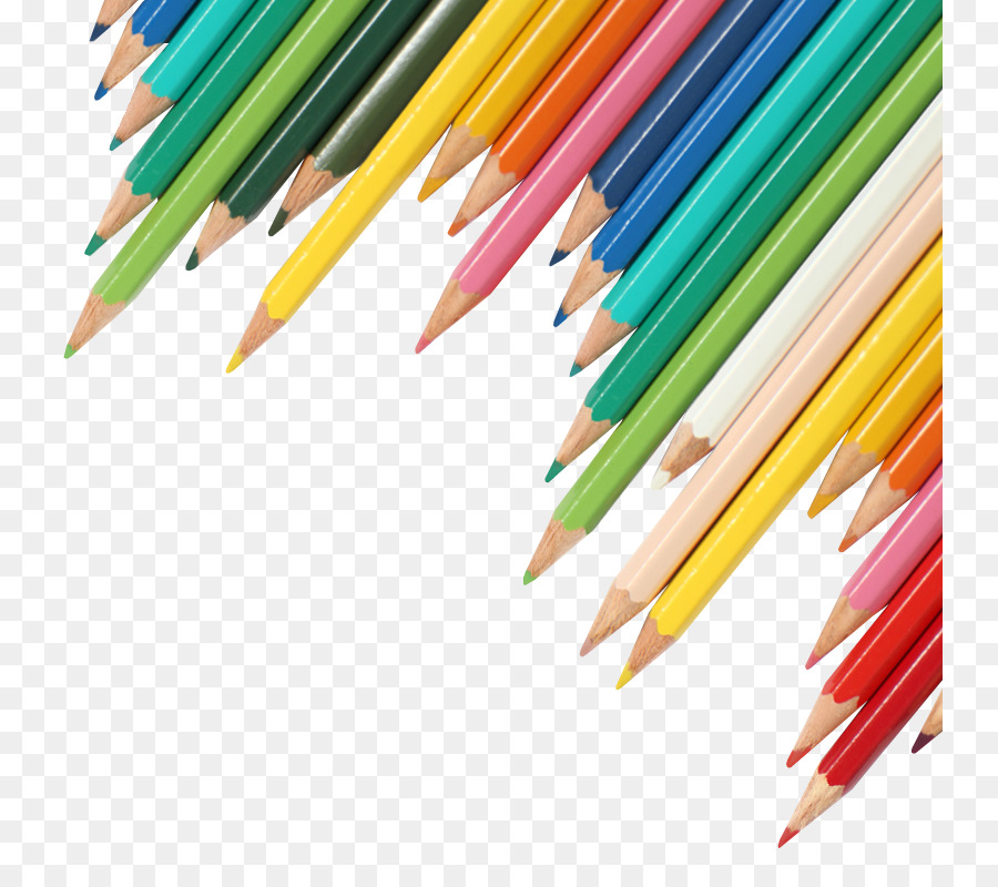Colored pencil Clip art - Books Banner Cliparts png download - 800 ...