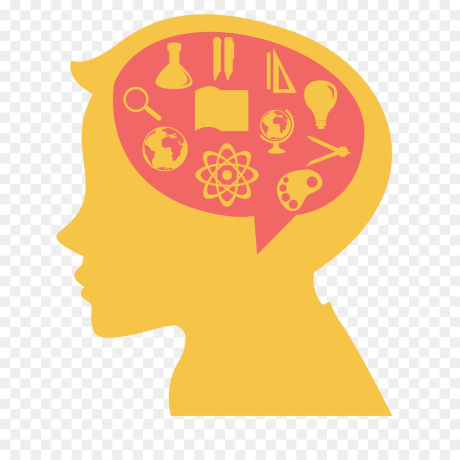 La educación gratuita organizador Gráfico - Vector cerebro del niño ...