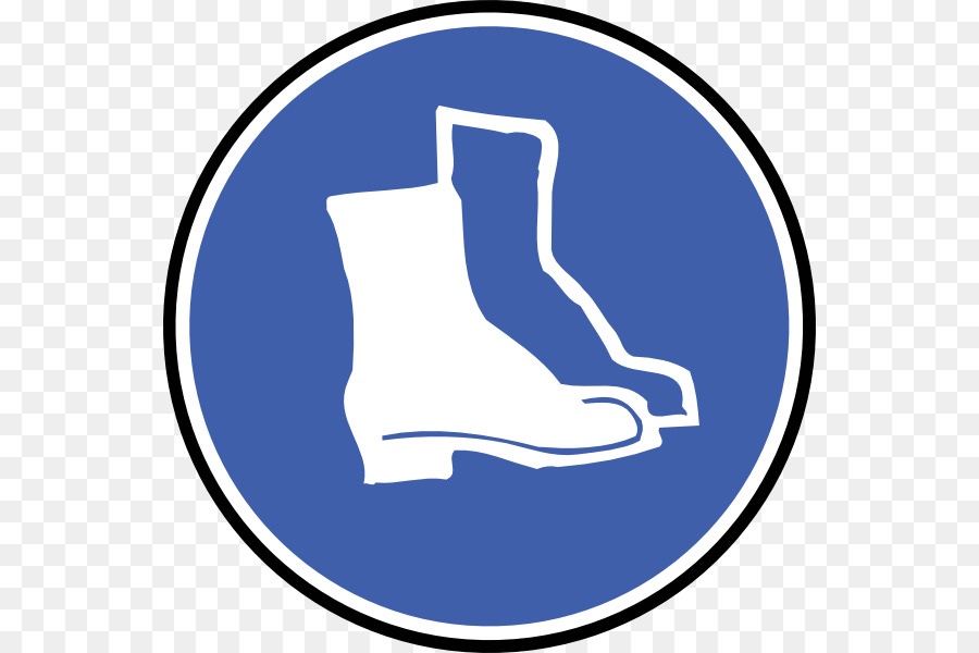 Shoe Steel Toe Boot Personal Protective Equipment Clip Art Ppe