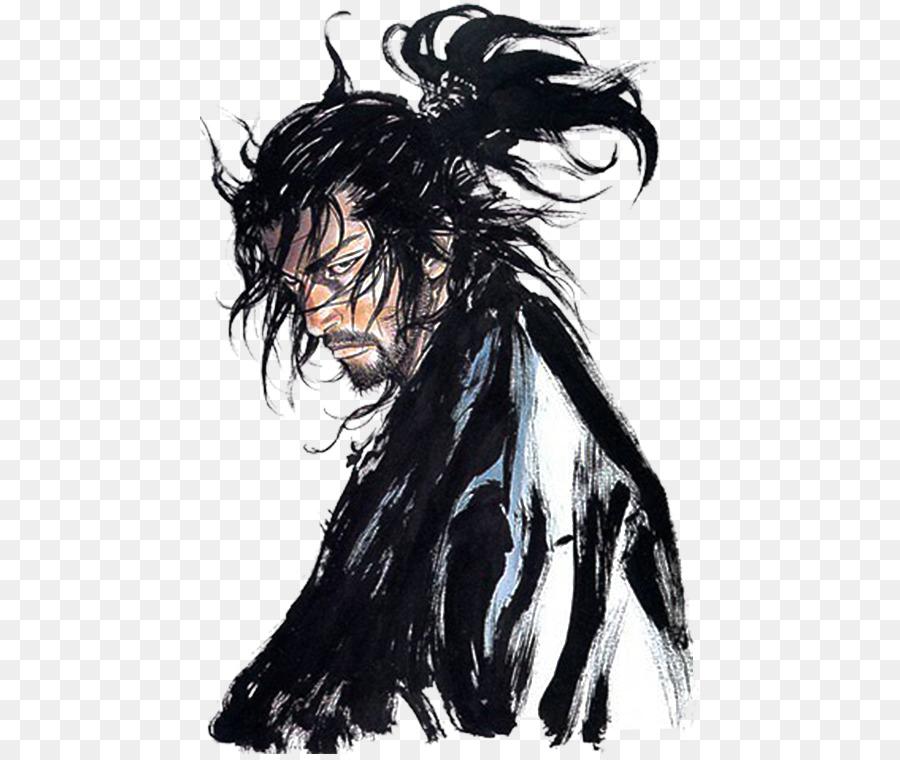 1k Manga Mangacap Samurai Vagabond Musashi Miyamoto: Musashi Vagabond Manga Samurai Art
