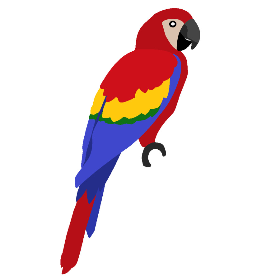 parrot scarlet macaw blue and yellow macaw clip art ocd cliparts rh kisspng com macaw clip art free macaw bird clipart