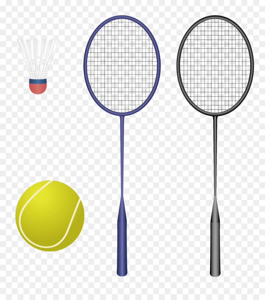 Bulu Tangkis Olahraga Raket Vektor Bulu Tangkis Unduh Tenis