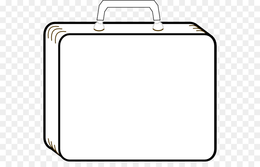 Suitcase Baggage Travel Clip Art