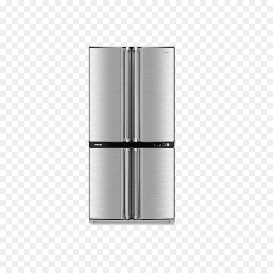 Kühlschrank Sharp Corporation Hausgeräte, Kälte Eismaschine   Große  Kapazität Kühlschrank Automatische Temperaturkompensation