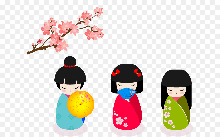 Japonés muñecas muñeca de porcelana - Japonés muñecas Formatos De ...
