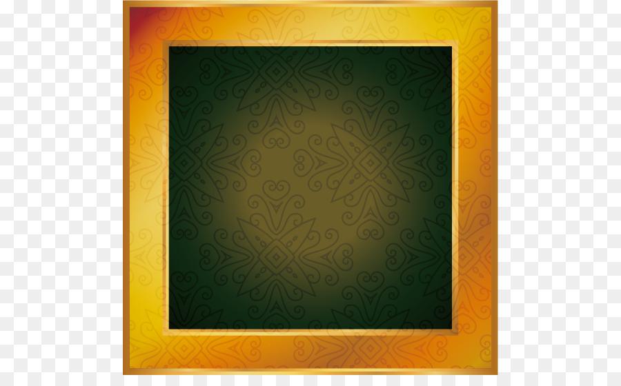 Pintura - Vector pintado marco de oro Formatos De Archivo De Imagen ...