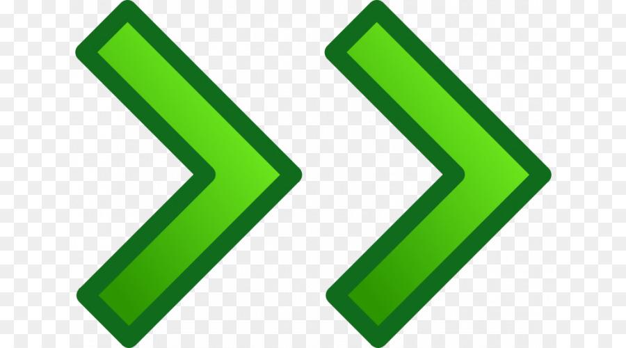 Flecha verde Clip art - Imagen De Una Flecha Apuntando A La Derecha ...