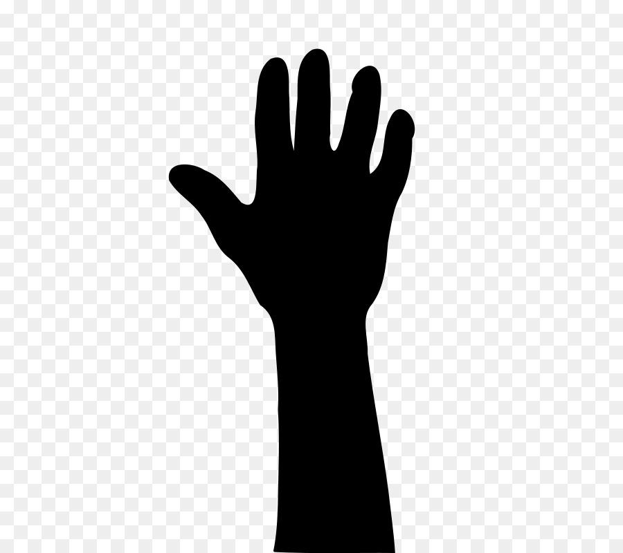 hand silhouette clip art raised hand cliparts png download 700 rh kisspng com Two Hands Raised Clip Art Raise Your Hand Clip Art