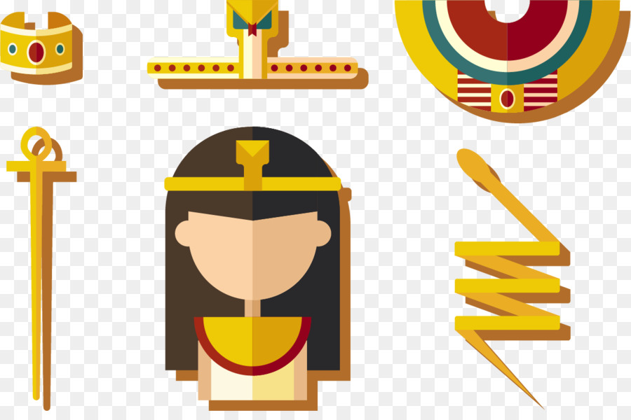 Egypt Icon Vector Cleopatra Snake Png Download 1190776 Free