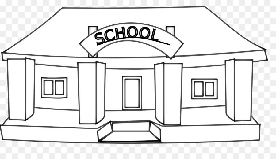 school black and white escuela clip art white building cliparts rh kisspng com black and white school building clipart clipart school bus black and white