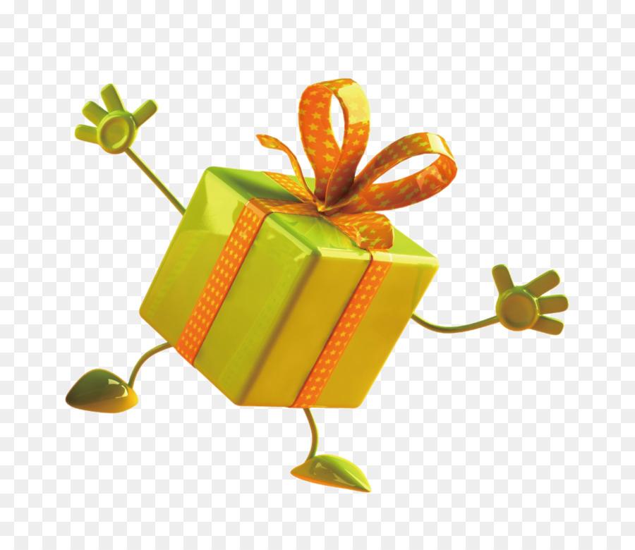Birthday Gift Cartoon Clip Art Gift Villain Png Download 1088