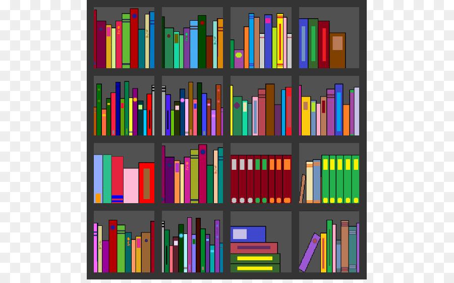 Bookcase Shelf Clip art - Make Bookshelf Cliparts png ...