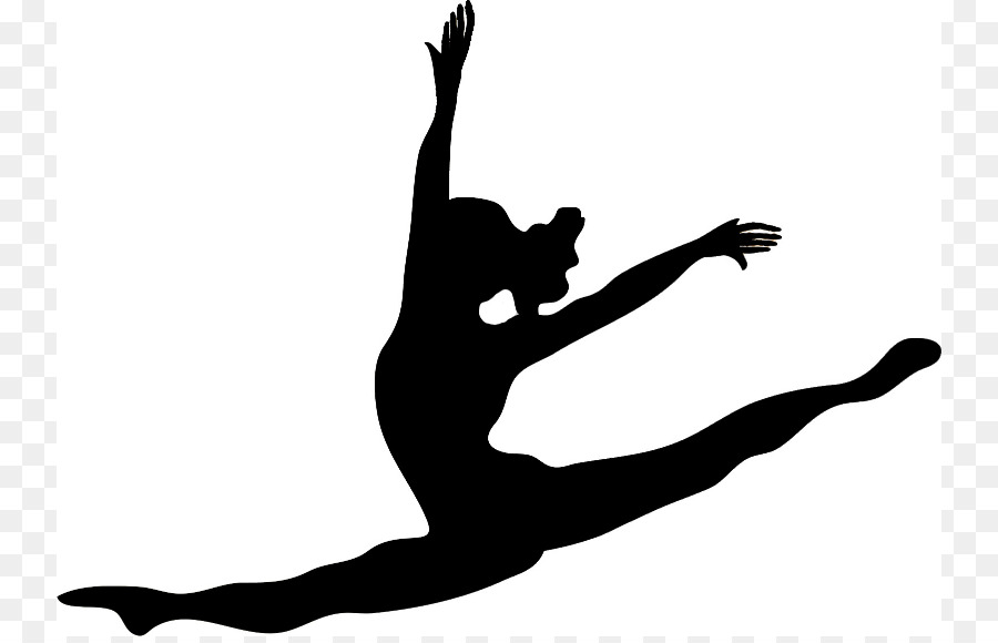 ballet dancer silhouette jazz dance clip art dancing executives rh kisspng com