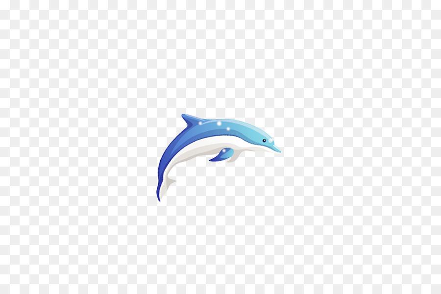 Dibujos Animados Animales Lindo Mar Fondo De Pantalla De: Delfín De Dibujos Animados Fondo De Pantalla