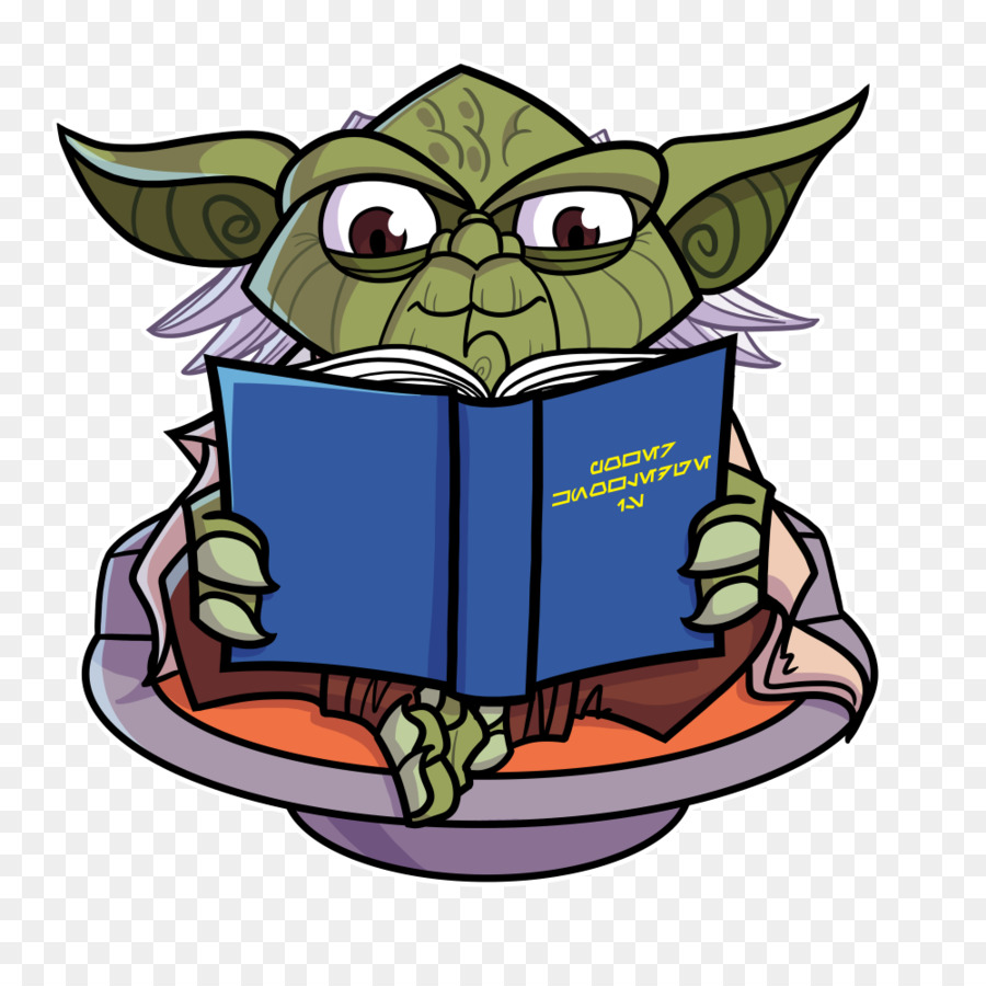 yoda luke skywalker clip art reading png download 1000 1000 rh kisspng com yoga clip art facebook yoda clip art free download