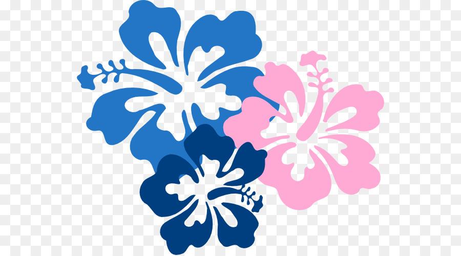 La Cuisine De Hawaii Fleur Hawaienne Clip Art Cliparts Bleus D