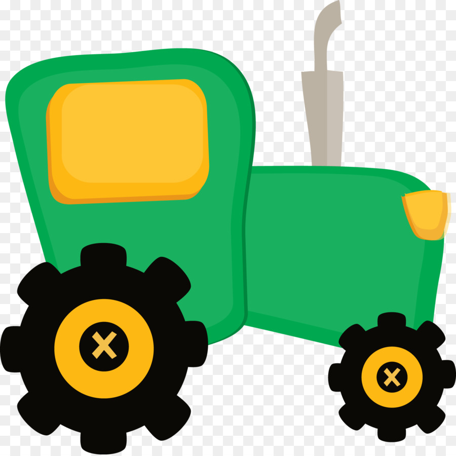 john deere tractor agriculture planter clip art yellow tractor rh kisspng com john deere clipart black and white john deere clipart free