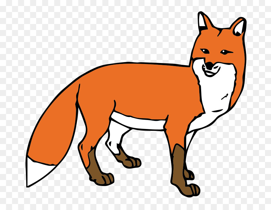 red fox arctic fox clip art animal cliparts transparent png rh kisspng com