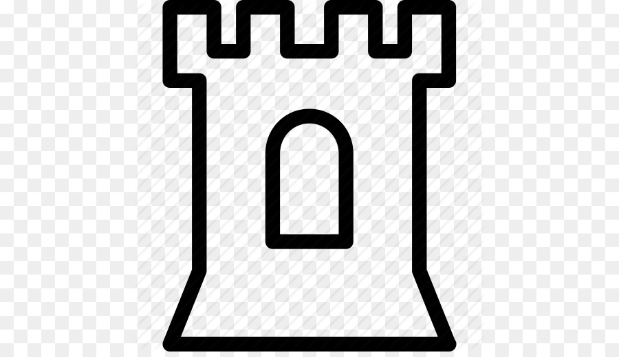 Castle Ico Icon Castle Outline Png Download 512 512 Free
