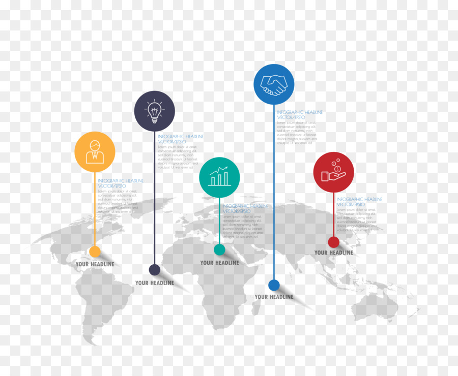 Infographic chart icon world map vector timeline png download infographic chart icon world map vector timeline gumiabroncs Gallery