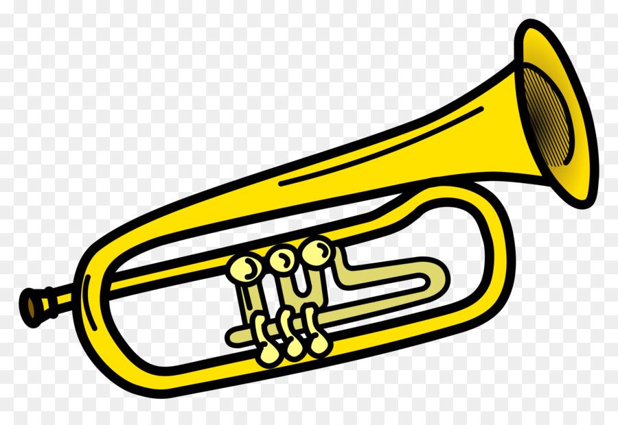 trumpet brass instrument clip art trumpet cliparts png download rh kisspng com instrument musique clipart instruments clipart