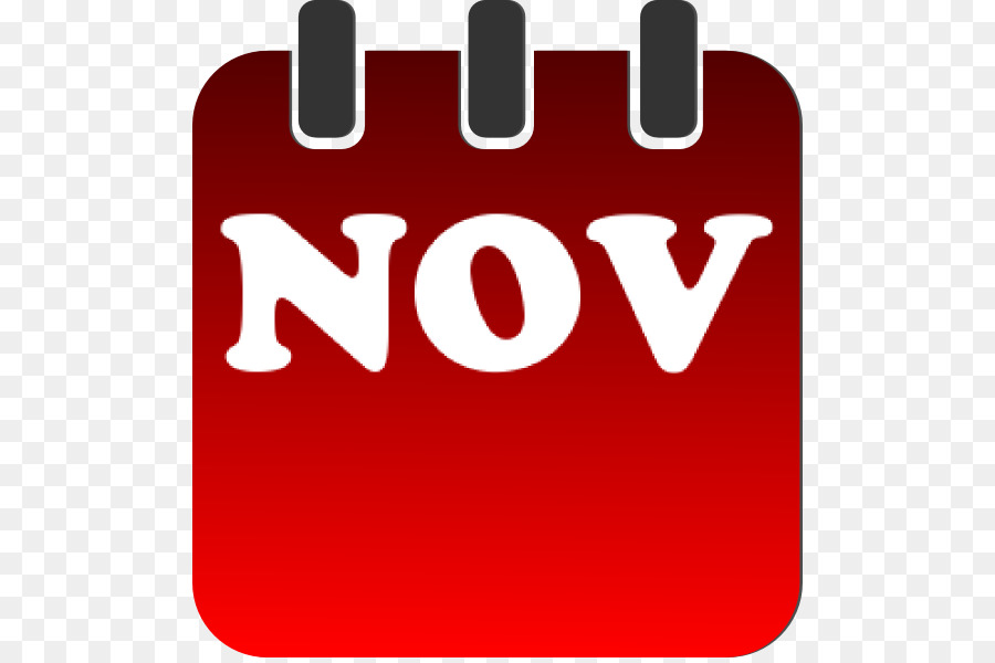 november calendar clip art february calendar clipart png download rh kisspng com November Anniversary Clip Art november 2017 calendar clipart