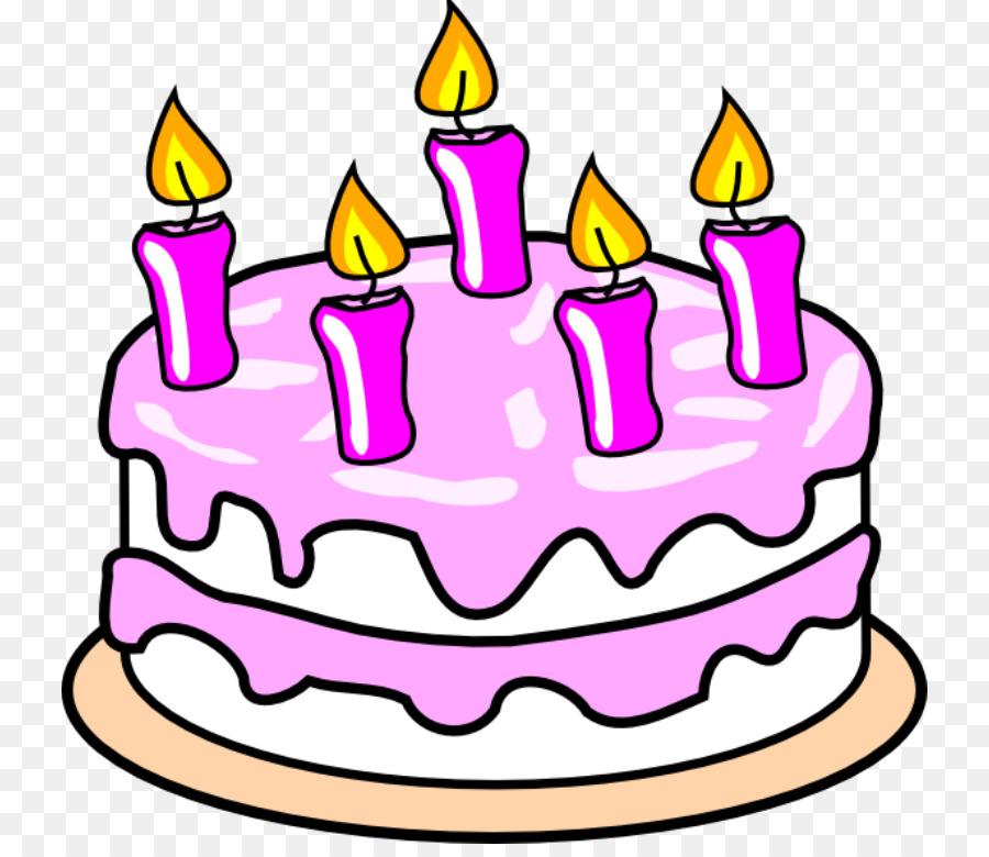 Birthday Cake Cupcake Tart Cuisine PNG