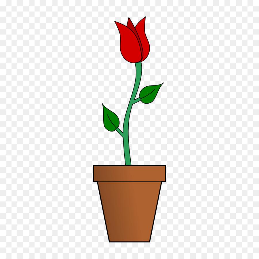Vase De Fleurs Dessin Clip Art Fleurs Dans Un Vase Clipart