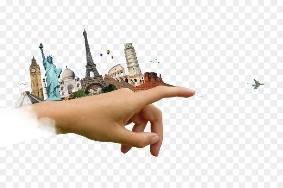 Travel Agent Monument Stock Photography Illustration