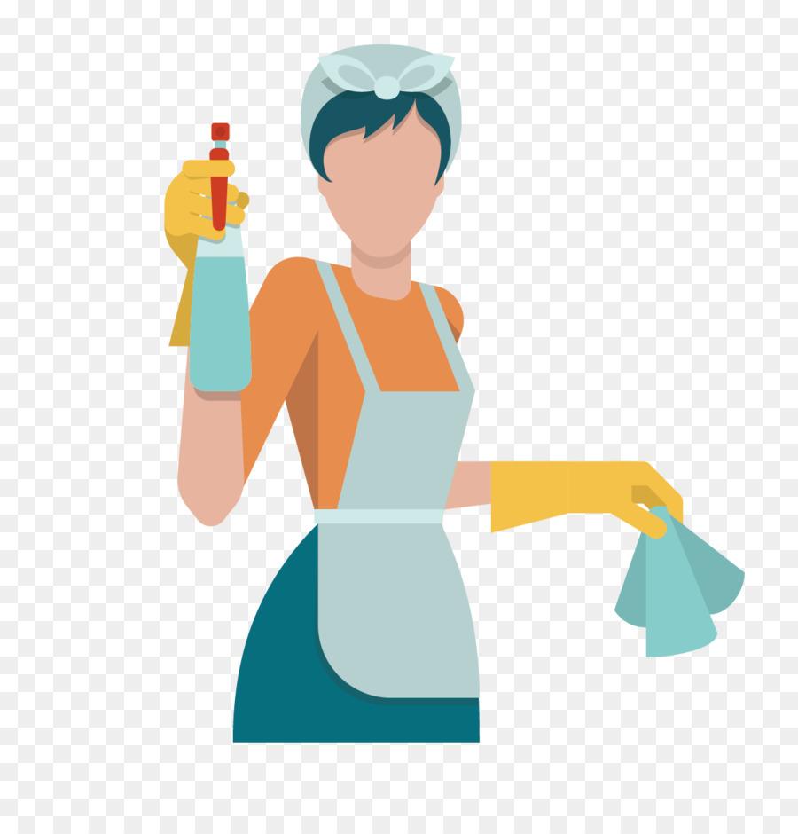 Cleaning Icon - Flat pack kitchen woman png download - 1240*1276 ...