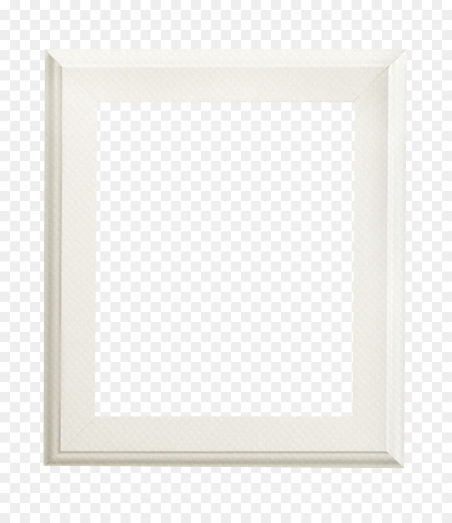 Digital photo frame Wood Picture frame - Simple white wood frame png ...