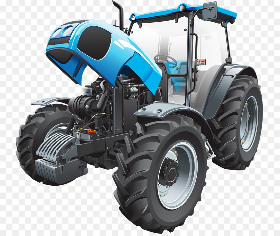 Total Tractor! Art of the Tractor Coloring Book: Ready-To-Color ...