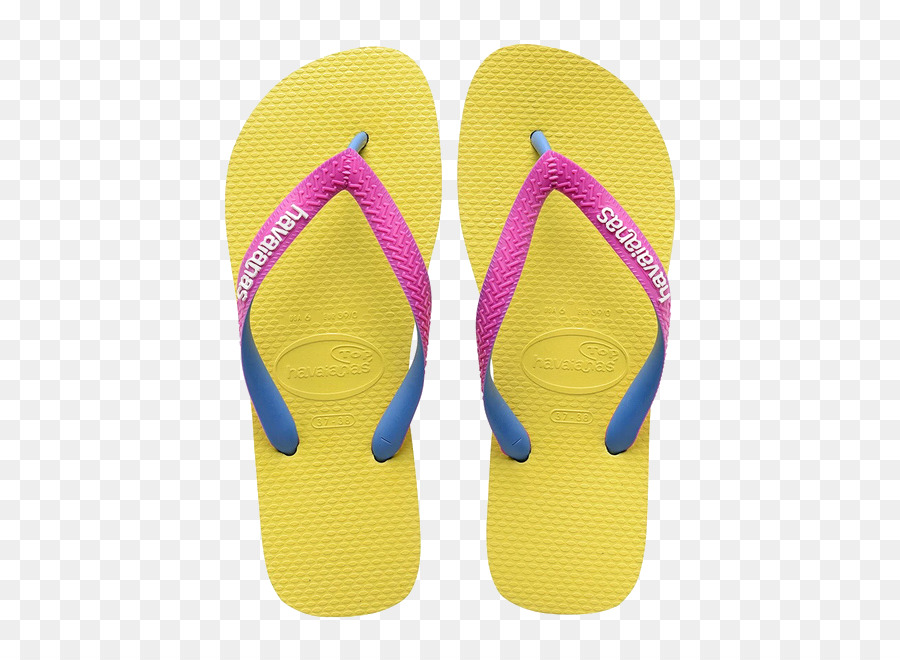 008bba9ce43325 Slipper Flip-flops Havaianas Crocs Sandal - Yellow sandals png download -  658 658 - Free Transparent Slipper png Download.