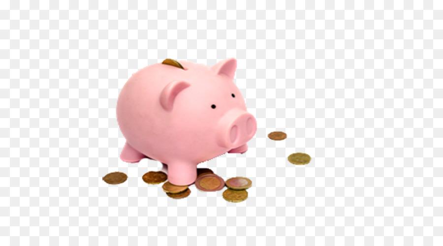 Hucha con Monedas de Inversión de Ahorro - Gratis cerdos de color ...