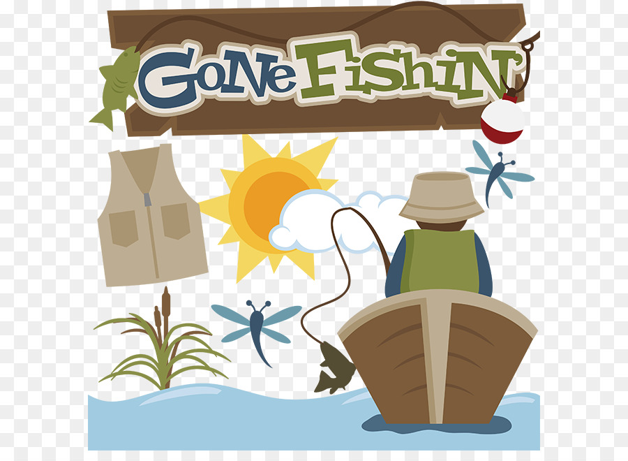 fishing tackle scalable vector graphics clip art gone fishing rh kisspng com gone fishing clipart carp Clip Art Fishing Sign