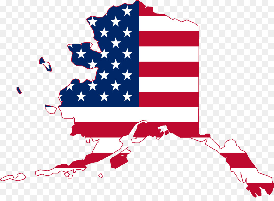 Flag Of Alaska Map Flag Of The United States Clip Art Alaska