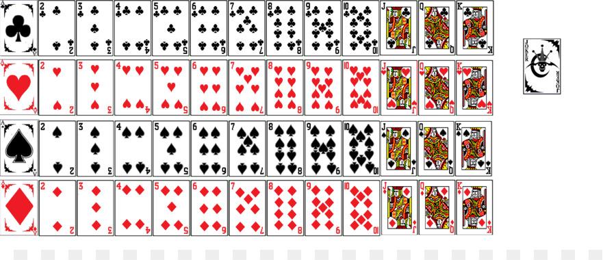 Deck Of Cards Diagram Diy Enthusiasts Wiring Diagrams