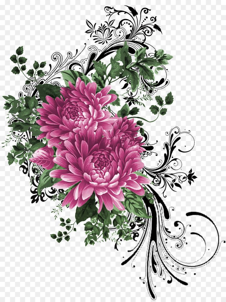 çiçek çiçek Tasarım Deseni Boyama şakayık Desen Png Indir 1365