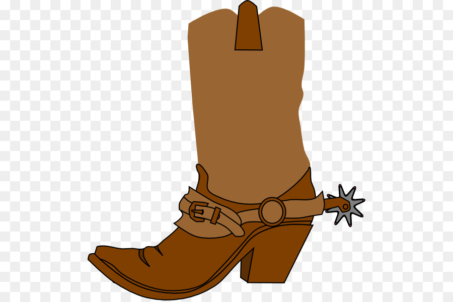 Cowboy boot Cowboy hat Clip art - Western Boot Cliparts png download -  552 597 - Free Transparent Cowboy Boot png Download. 5653810b13bc