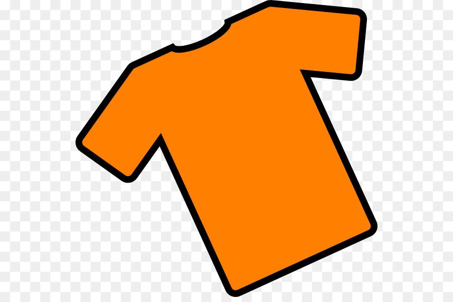 t shirt orange clip art kids shirt clipart png download 600 590