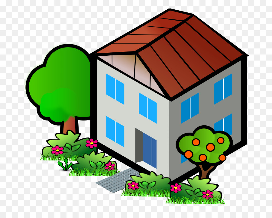 Gehäuse House Clip Art Kinderbett Cliparts Png Herunterladen 800