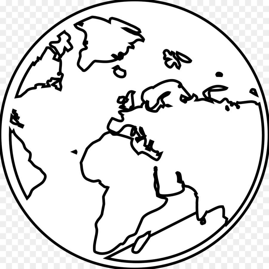 Earth Globe World Black And White Clip Art Black And White Earth Rh Kisspng  Com Disney