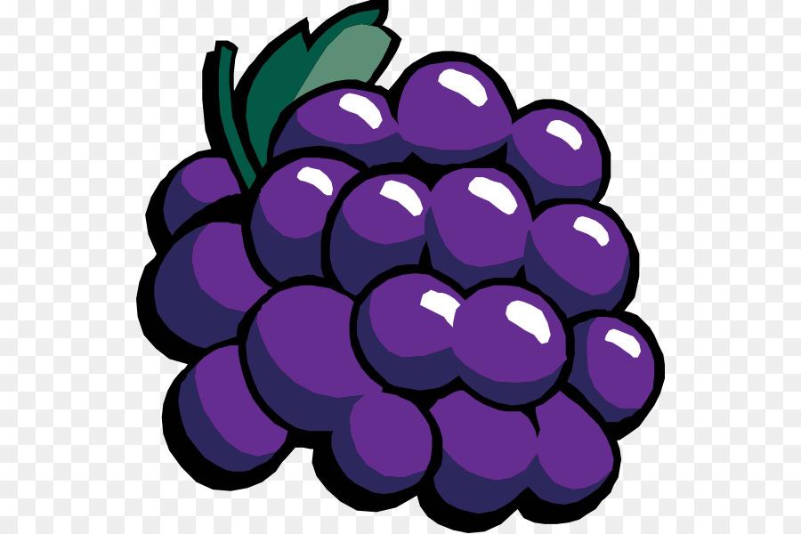 Common Grape Vine Wine Clip Art Cartoon Grapes Cliparts