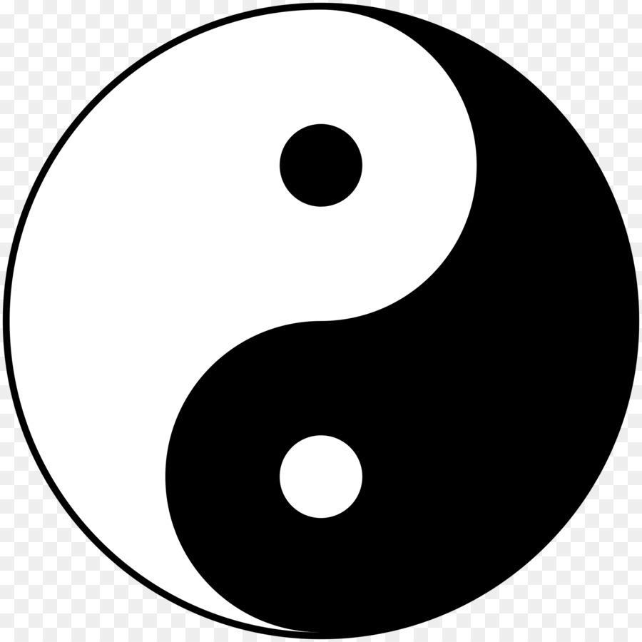 Yin And Yang Symbol Taijitu Unity Of Opposites Yin Yang Symbol Png