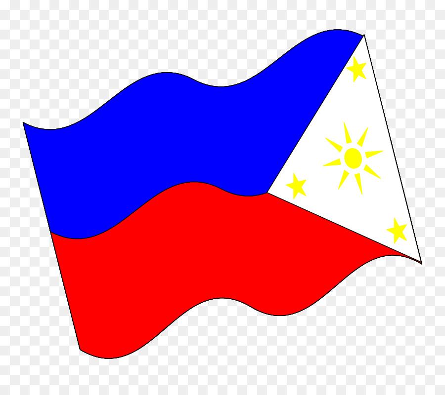 Flag Of The Philippines Area Clip Art
