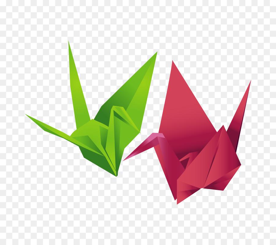 Thousand Origami Cranes Paper Orizuru Origamipaper Cranescolor
